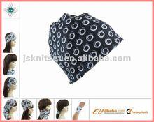 2012 fashion multifunctional seamless bandana, tube bandana
