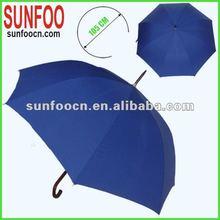 Standard umbrella size