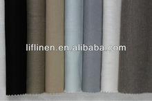 woven 100% linen hemp fabric