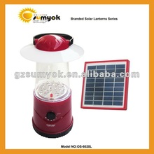 OS-6020 solar lantern super bright with LED