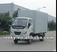 Van Cargo Mobile Food Truck for sale