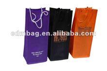 1 bottle pack bag /drinks holder/wine bag for packing