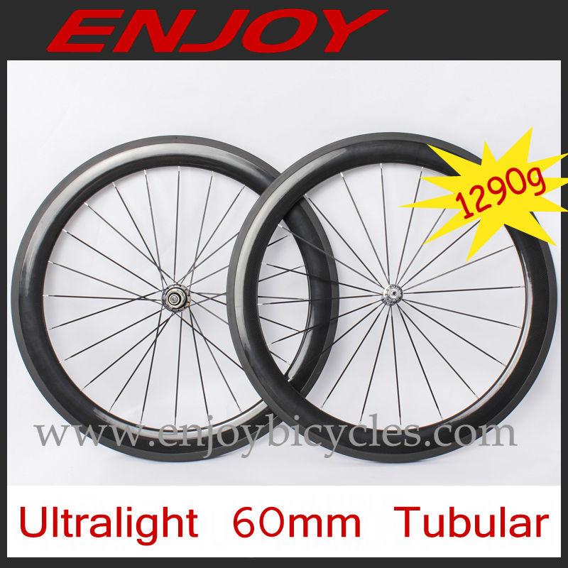 Nouveau 2013 ulm de carbone roue 20/38/50/60/88mm tubulaire