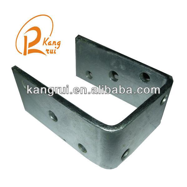 metal u brackets sheet metal u bracket part