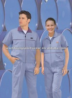 Hot selled polyester cotton oil and gas station workwear uniform