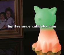 Novelty LED cat toy