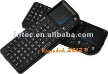 2.4G Wireless Mini Keyboard with USB Elegance
