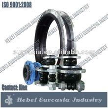 big displacement flexible rubber joints