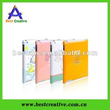 New arrival plastic case shell for new ipad
