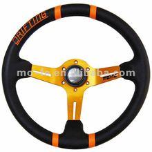 MOMO Drifting Leather Steering Wheel