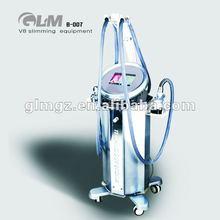 V8 the best vacuum roller cavitation rf slimming machine