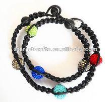 BS223 wholesale shamballa bracelets fashion 2012