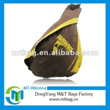 Hawk printed basketball backpack with adjustable shoulder
