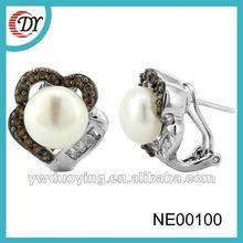 2012 Pearl Earing Designs