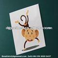 scimmiaimpertinente divertente tatuaggi temporanei