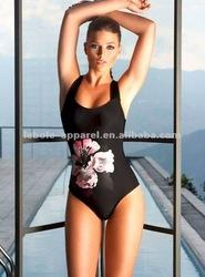 Sexy girl brazilian swimwear one piece swimsuit 2013