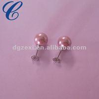 Wholesale Alloy Pearl Earrings