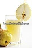 jugo concentrado de pera