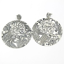 2012 Most Popular Acrylic Earring Casting For Party (JW-1195)