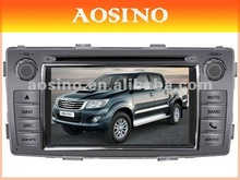 Specail car dvd player / car radio / car audio for TOYOTA Hilux 2012 with GPS navigation