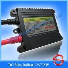 DC Slim Digital Ballast for car vehicle lighting