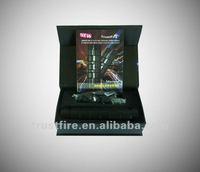 Trustfire 1*26650 power bank with PCB 5000mAh USB multi-functional portable mobile power source(mini led flashlight)