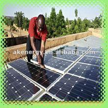 High efficiency 10kw solar panel system
