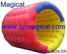 Great fun colorful trampoline
