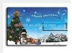Popular Credit Card USB Flash Disk Christmas USB Flash Drives