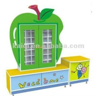 Updated tea cup shelf/school furniture