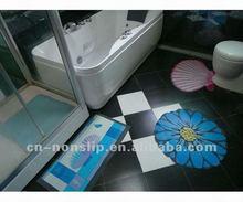 Printing PVC anti-slip shower mat