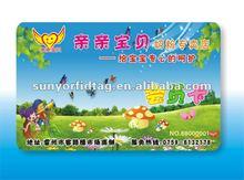 2012 NEW wholesalers pvc visa card