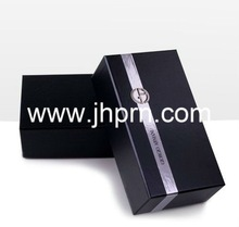 High end cardboard gift boxes for wine bottle