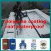 polyurea uv metal/tiles coating paint