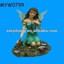 new fashion resin collection wholesale fairy garden ornaments