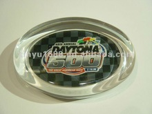 2012 hot sale acrylic globe paperweight