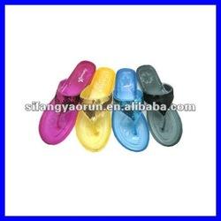 Hotsale design fashion women slipper wholesale SFYR-HX8117