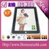 "cheap 9.7"" Multi-Touch 3G Tablet Dual cameras 1024*768 IPS capacitive 10 point touch 6000mAh"