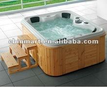 luxury spa bathtubs outdoor wooden spa bathtub outdoor spa bathtub