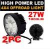 27 Watt Manufacturing Pencil / flood Beam Tractor Light