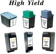 Paraimpressora hp jato de tinta deimpressão compatível com cartuchos de- alto rendimento, brand new& excelente qualidade. Paraimpressora hp jato de tintaimpressoras