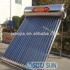 2014 Non pressurized solar water heater in china