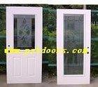 glass kitcnen door design, low cost interior design door