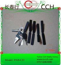 Special Black Hook and Loop Velcro zipper