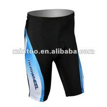 Customized mens cycling short 3D padded cycling shorts
