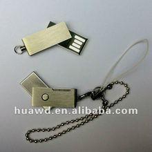 spin usb flash drive manufacturer logo printed flash drives