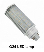 Newly High Power Energy Saved Led G24/G23/GX23 Light