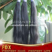 Hot sales natural straight brazilian hair