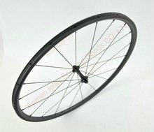 2012 newest! Cool design 3k cheap carbon tubular bike wheels