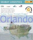 Shanghai Bulk Cargo Ship to Orlando (via Los Angeles)